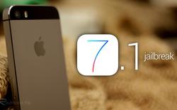 Apple cảm ơn nhóm hacker phát hành công cụ jailbreak iOS 7