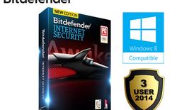 Khám phá Bitdefender Internet Security 2014