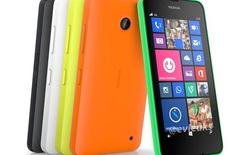 Xuất hiện video thực tế Lumia 630 chạy Window Phone 8.1