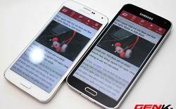 Galaxy S5 màn hình 2K đang được Samsung thử nghiệm