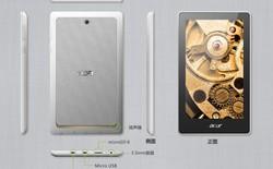 Ra mắt Acer Tab 7, máy tính bảng Android giá rẻ như cho