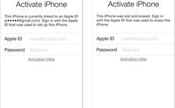California yêu cầu smartphone bán ra phải có tính năng giống Activation Lock của iOS 7