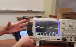 Thiết bị giúp vẫy tay để điều khiển smartphone...đang nằm trong túi quần