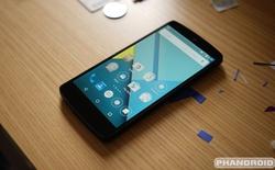 """Bỏ lại án """"khai tử"""", Nexus 5 vẫn nhận bản cập nhật Android 5.0.1 mới nhất"""