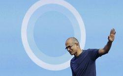 """6 ngày """"lột xác"""" Microsoft của tân CEO Satya Nadella"""