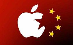Chính phủ Trung Quốc nói không với sản phẩm Apple