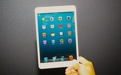 Bằng sáng chế mới của Apple giúp điều khiển iPad qua mặt lưng