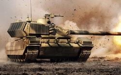 Súng máy trên xe tăng Armata sẽ được sử dụng để chống đạn pháo
