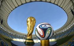 Trái bóng World Cup 2014 có gì đặc biệt?