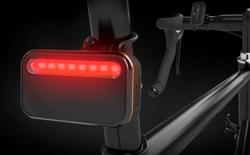 Backtracker – thiết bị radar giúp cảnh báo nguy hiểm cho người đi xe đạp