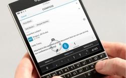 5 tính năng mới sẽ có trên BlackBerry 10.3.1