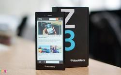 Đại lý đua nhau giảm giá BlackBerry Z3 về mức 4 triệu đồng