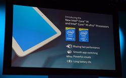 Intel Ra Mắt Bộ Vi Xử Lý Intel Core M