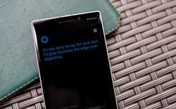 """Microsoft: hãy """"ngọt ngào"""" với Cortana thay vì ra lệnh"""