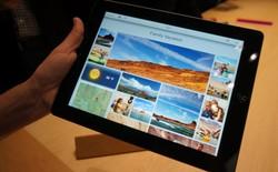 iPad là món quà được ưa thích nhất trong mùa Valentine 2014
