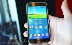 Galaxy S5 Prime, S5 mini và Mega 2 lộ chi tiết màn hình