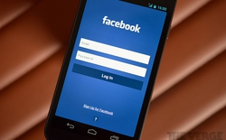 Facebook cập nhật giao diện phẳng cho Android