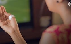 Chiếc nhẫn thông minh biến tay bạn thành tay cầm không dây độc đáo