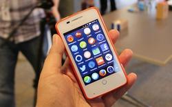 MWC 2014 - Lộ diện smartphone chạy Firefox giá dưới 1 triệu đồng