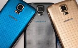 Giá bán Galaxy S5 có thể lên tới 20 triệu khi về Việt Nam