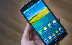 Samsung xác nhận lỗi camera trên Galaxy S5