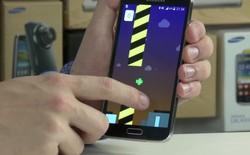 Bất ngờ xuất hiện video trên tay đầu tiên Galaxy S5 chạy Android 5.0 Lollipop