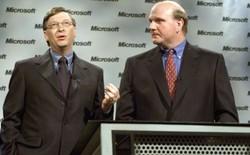 Ghế CEO Microsoft ế vì... Bill Gates và Steve Ballmer?