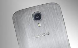 Galaxy S5 phiên bản vỏ kim loại, cấu hình mạnh sẽ ra mắt vào tháng 5