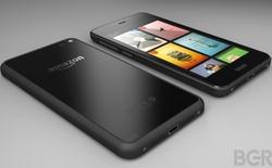 Rò rỉ ảnh chính thức smartphone đầu tiên của Amazon