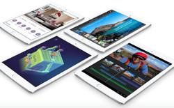 Năm 2014, lần đầu tiên trong lịch sử doanh số iPad sụt giảm
