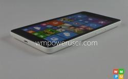Thêm hình ảnh thực tế của Microsoft Lumia 535 màu trắng