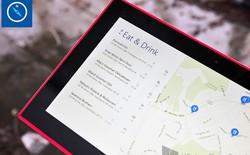 Bản đồ Nokia HERE Maps nhận cập nhật trên Windows 8.1
