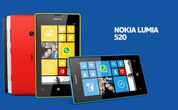 "Nokia ""ném gạch"" iPhone 5c 8 GB bằng Lumia 520"