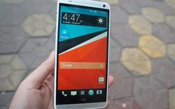 HTC One Max quay lại Việt Nam với giá còn một nửa