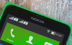Nokia X2 đọ cấu hình cùng Nokia X, Asus Zenfone 4 và Moto E