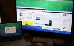 OS X 10.9.3 Mavericks cải thiện việc hỗ trợ hiển thị trên màn hình 4K