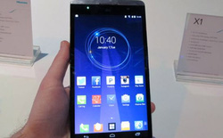 [CES 2014] Hisense X1 xóa nhòa ranh giới smartphone và tablet mini