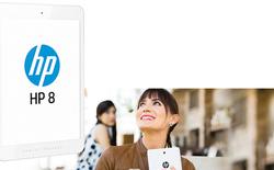 HP âm thầm ra mắt tablet mini giá hấp dẫn