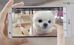 LG khoe tính năng chụp ảnh trước lấy nét sau của G Pro 2