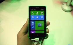 Hơn 20% người dùng mua Nokia X chỉ vì Android