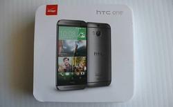 Xuất hiện ảnh đập hộp HTC One 2014 trước giờ ra mắt