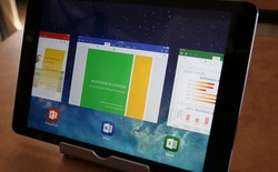 Office cho iPad cán mốc 12 triệu lượt tải sau 1 tuần ra mắt