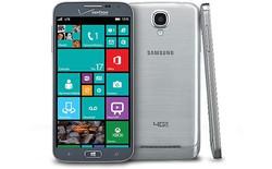 Samsung chính thức ra mắt điện thoại ATIV SE chạy Windows Phone 8