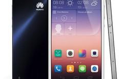 Huawei chính thức ra mắt Ascend P7 với camera trước 8 megapixel