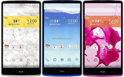 LG ra mắt smartphone chống nước Isai FL màn hình QHD