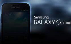 Galaxy S5 mini sẽ có 2 phiên bản màn hình
