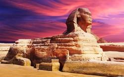 Những bí ẩn xung quanh tượng nhân sư Ai Cập