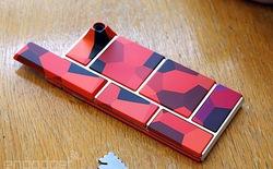 Điện thoại lắp ghép Ara có thể thay nóng linh kiện