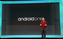 Google công bố dự án điện thoại Android One giá 100 USD