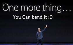 Chùm ảnh chế hài hước sau màn bẻ cong iPhone 6 Plus